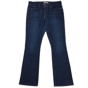 Levis 715 Stretchy Bootcut Jean